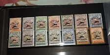 Persia luchtpost airmail overprints  (mostly) postfris mnh