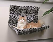 Lounging Hammock for Radiator Snow Leopard Pattern 58 x 30 x 38 cm Trixie 43148