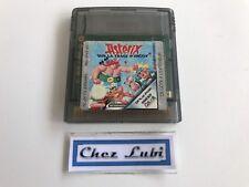 Asterix Sur La Trace D'Idefix - Nintendo Game Boy Color GBC - PAL FRA