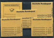 BRD MH 15 - 19 ** - KW € 58,-- (13594)