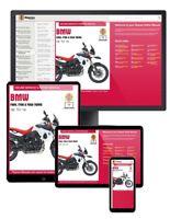 BMW F800, F700 & F650 Twins (2006-2016) Haynes Online Manual