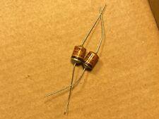 2 Nos Vintage Ero .033 uf 400v Erofol Guitar Amp Tone Capacitors Test Good (Qty