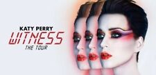 Katy Perry Witness Tickets 13th August 2018, Qudos Bank Arena Sydney