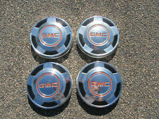 "1973-1987 GMC TRUCK 12"" DOG DISH POVERTY HUBCAPS"