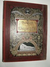 Georg Horn : Das Buch von der Königin Luise - antik Buch (1883)