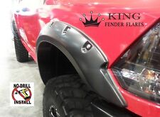 2010-2018 DODGE RAM 2500 RIVET STYLE Bolt-On (pocket) Smooth KING FENDER FLARES