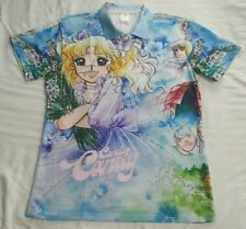 Candy Polo Shirt Kyandi Candice White Audrey old Anime Polo Tee T-Shirt Woman