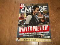 EMPIRE MAGAZINE NO.293 NOVEMBER 2013 - JENNIFER LAWRENCE / GRAVITY / CLOONEY