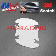 1PC 3M Scotchguard Clear Door Handle Paint Scratch Protection Guard Film Bra