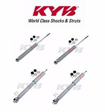 NEW Mercedes W110 W113 190C 200 Set of Front and Rear Shock Absorbers KYB