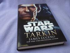 More details for star wars tarkin first edition hardback book james luceno   hardcover   nm