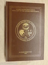 Roger Bacon High School Our Lady of the Angels High School Alumni Directory 1991