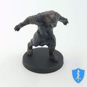 Werewolf - Monster Menagerie #20 D&D Miniature