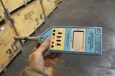 CEL-INSTRUMENTS OCTAVE BAND SOUND LEVEL METER CEL-266 WITH MIC