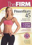 Firm: Power Burn 45 by Alison Davis-McLain, Allie Del Rio, Sue Mi Powell