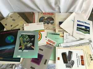 BIG LOT!! Advertising Pricing early 80s DEC Digital PDP