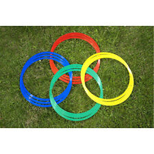 Football Training Speed and Agility Rings Brand New