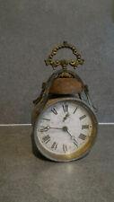 Ancien Réveil 1900 cloche le perfectionné à restaurer