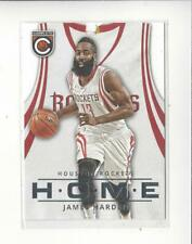 2015-16 Panini Complete Home #38 James Harden Rockets