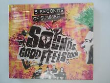 5 Seconds of Summer - Sounds good feels good CD Deluxe(new album)