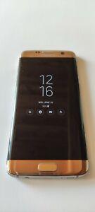 Samsung Galaxy S7 edge 4GB RAM SMG935u 32GB Gold Platinum (Unlocked) Smartphone