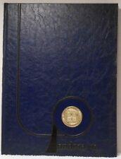 1972 WASHINGTON & JEFFERSON COLLEGE YEARBOOK Pandora Pennsylvania School History