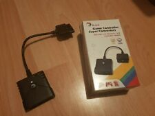 Brook PS3 / PS4 to Sony PS2 Super Converter Controller Adapter Rare Brock