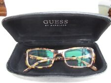 Guess by Marciano Tortoiseshell effect spectacle frames