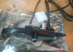 12v PCI PC Fan Speed Controller. 4 pin Molex. Up to 3 fans. UK