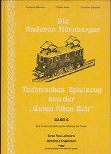 Spezialkatalog Blechspielzeug - Dampfspielzeug, Battenberg Sammler Katalog Bd. 6