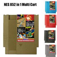 852 in 1 Forever Duo NES Games For Nintendo Cartridge Multi Cart 405 & 447 in 1