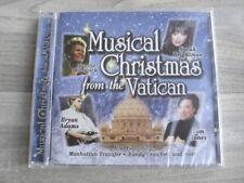 CD xmas CHRISTMAS CAROLS FROM THE VATICAN songs catholic TOM JONES bryan adams
