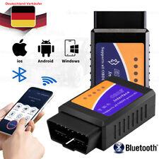 OBD2 ELM327 Bluetooth / WIFI Profi Diagnosegerät für PKW LKW Auto Tester Scanner