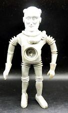 original vintage Colorforms Alien outer space men toy ELECTRON+ bendy figure !!!