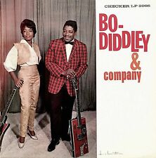 BO DIDDLEY & Company CHECKER RECORDS Sealed Vinyl Record LP