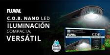 Fluval Nano Led C.o.b 6 5W pantalla acuario marino plantado dulce Iluminación