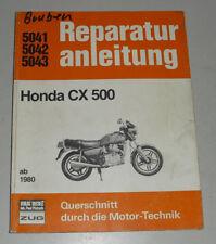 "Repair Manual Honda Cx 500 "" Slurry Pump "" from Year"