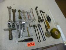 9084. Konvolut altes Werkzeug old tools