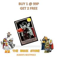 LEGO #114 - SPIDER LADY - CREATE THE WORLD TRADING CARD - BESTPRICE + GIFT - NEW