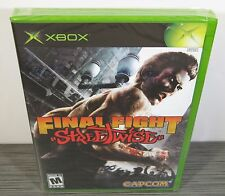 Final Fight: Streetwise (Xbox) BRAND NEW. Mint!