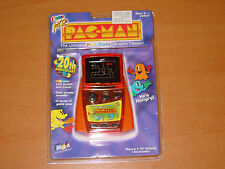 VINTAGE 2000 ELECTRONIC HANDHELD PACMAN GAME BY MGA COLOR LCD PAC-MAN SEALED NEW