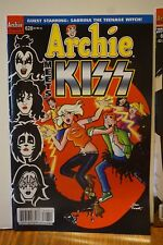 ARCHIE Meets KISS Comic ~ PART 2 ~ Regular Cover # 628  Gene Paul Ace RIVERDALE