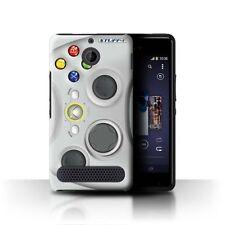 Étuis, housses et coques blanc Sony Sony Xperia M pour téléphone mobile et assistant personnel (PDA)