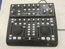 Behringer BCD3000 B-Control Usb DJ Controller. POWER TESTED ONLY.