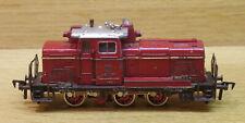 Fleischmann H0 1380 Diesellok Rangierlok, HO, Läuft, Licht