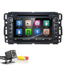 Car Stereo DVD GPS Radio Navigation Fit GMC Yukon 2007 2008 2009 2010 2011 2012