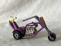 Vintage Matchbox Lesney Diecast Toy Hotrod Motorbike CHOPPER #38 STINGEROD 1972