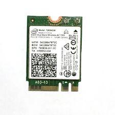WLAN-Karte- INTEL Dual Band Wireless-AC 7265, WLAN und Bluetooth, M.2