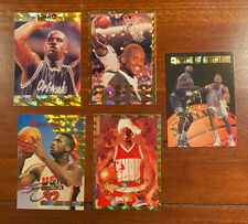 New listing (5) Card Shaquille O'Neal Lot 1990s NBA Premium  Non Auto Limited Edition RC LE