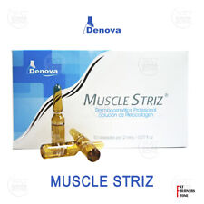MUSCLE STRIZ DENOVA MESOTHERAPY MUSCLE & BUTTOCKS REAFFIRMING STRIATED MUSCLE